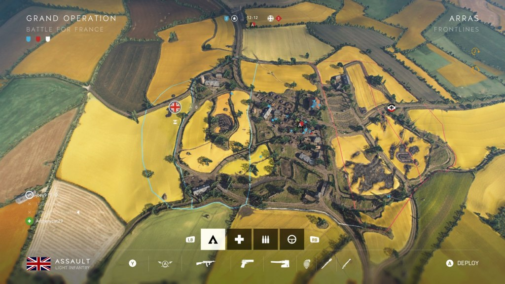 Arras battlefield 5